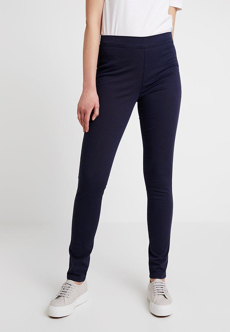 Noa Noa - BASIC - Trousers - peacoat
