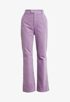 Pantalon classique - lavender herb