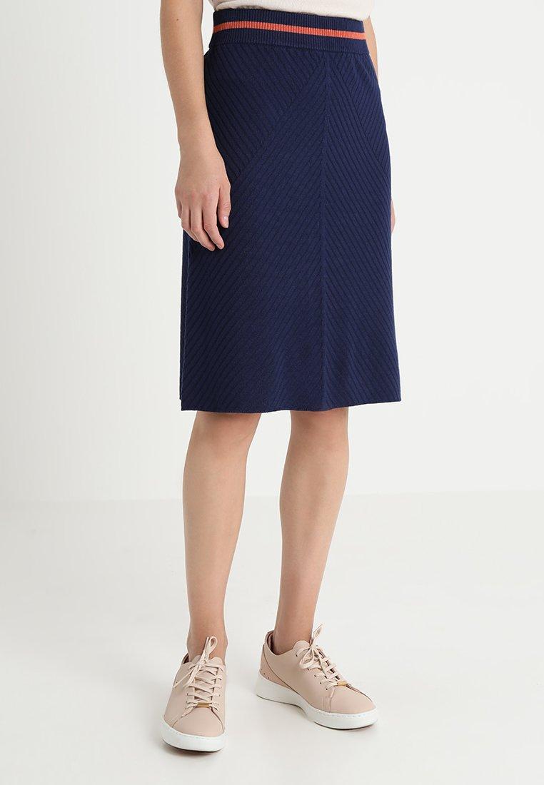 Noa Noa - A-line skirt - blueprint