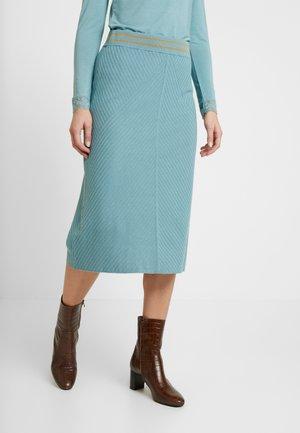 A-line skirt - arctic