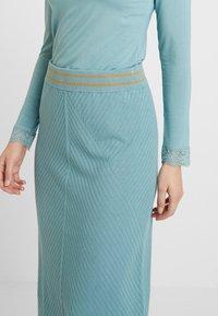 Noa Noa - A-line skirt - arctic - 4