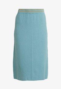 Noa Noa - A-line skirt - arctic - 3