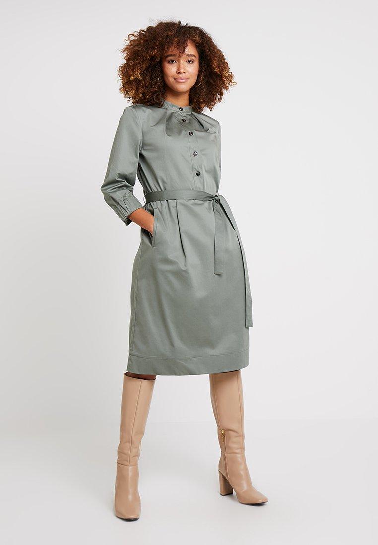 Noa Noa - Shirt dress - agave green