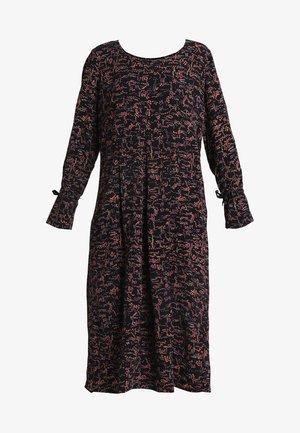 STRUCTURE MOSS - Robe d'été - black