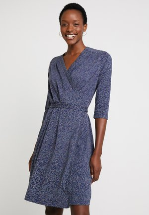 PRINTED - Denní šaty - blue