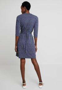 Noa Noa - PRINTED - Robe d'été - blue - 3