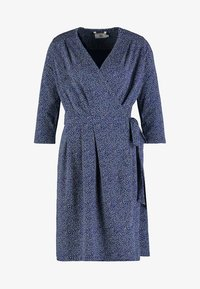 Noa Noa - PRINTED - Robe d'été - blue - 5
