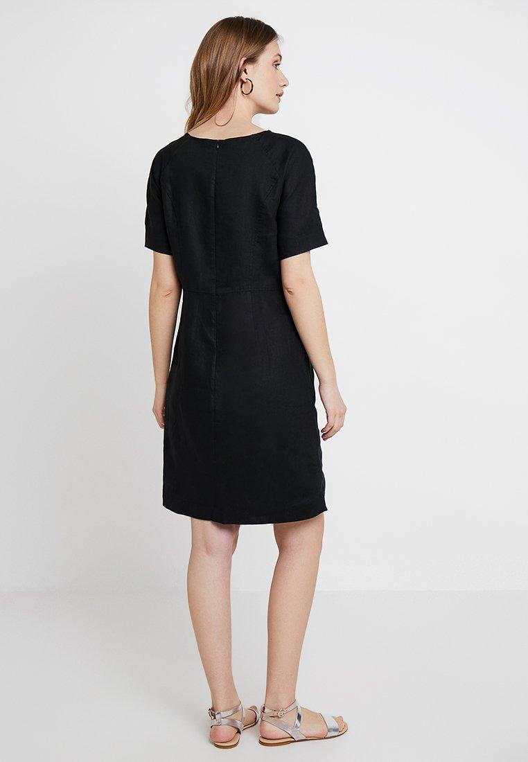 Noa Noa BASIC - Sukienka letnia - black