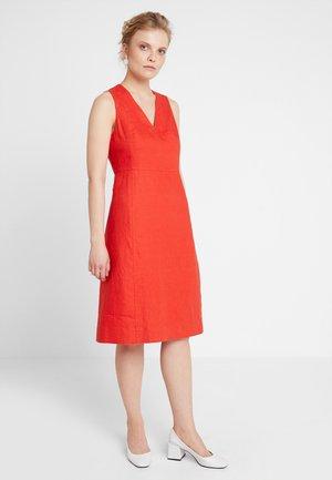 BASIC - Day dress - valiant poppy