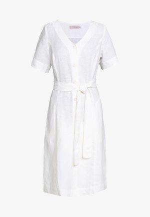 ESSENTIAL - Shirt dress - tofu
