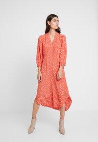 Noa Noa - AIR MOSS - Day dress - red - 0