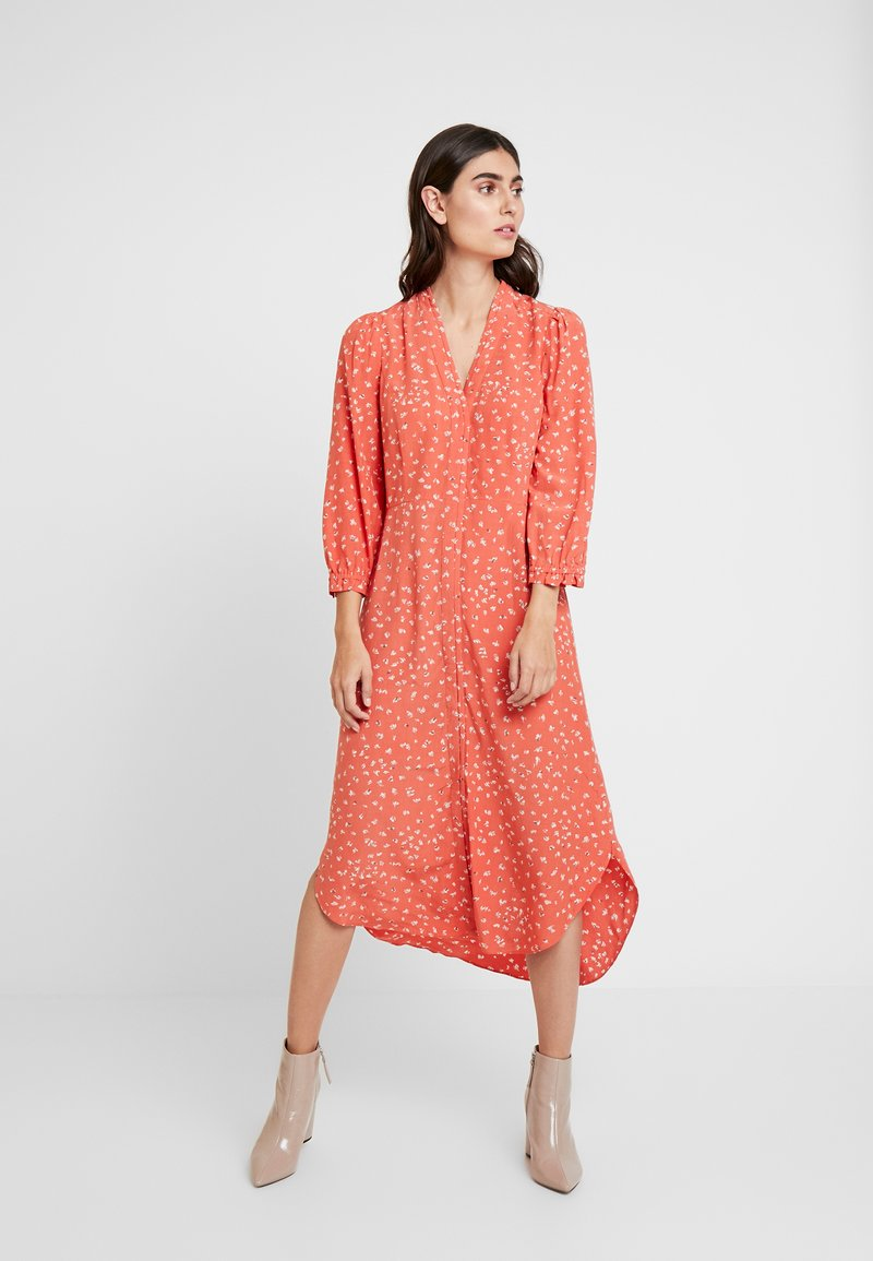 Noa Noa - AIR MOSS - Day dress - red