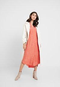 Noa Noa - AIR MOSS - Day dress - red - 1