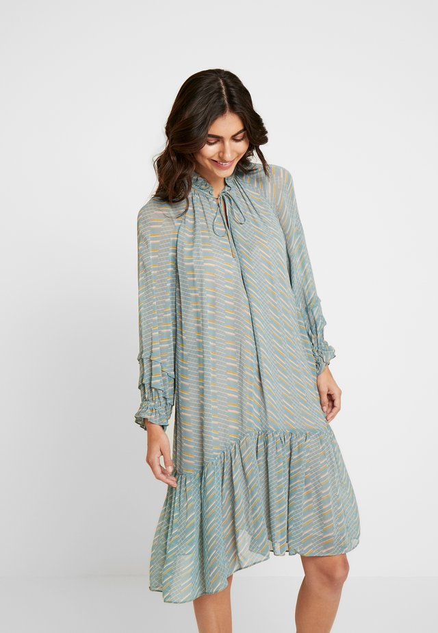 LIGHT GEORGETTE - Sukienka letnia - green