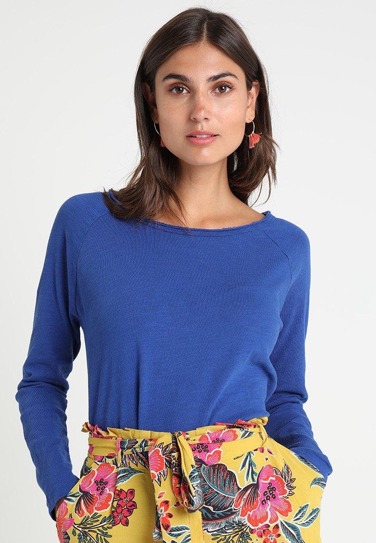 Noa Noa - HEAVY  - Långärmad tröja - mazarine blue