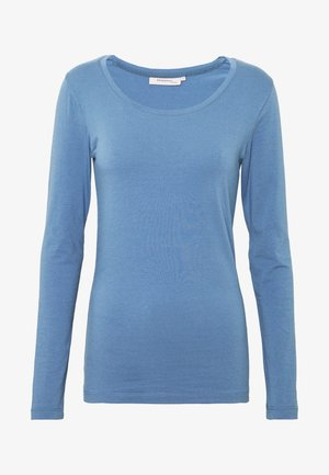 BASIC  - Long sleeved top - quiet harbor