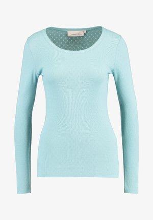 ESSENTIAL NEW  - Camiseta de manga larga - cameo blue