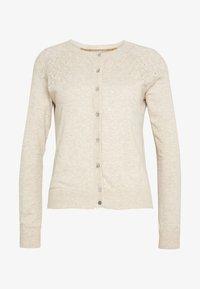 Noa Noa - BASIC - Vest - light beige melange - 3