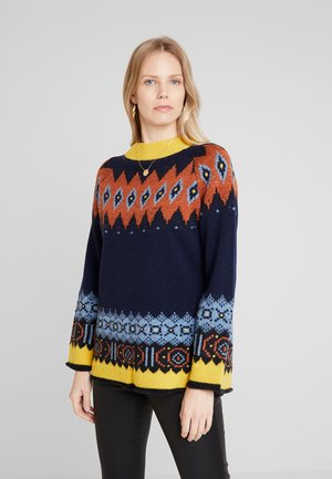 NORDIC - Jumper - art blue