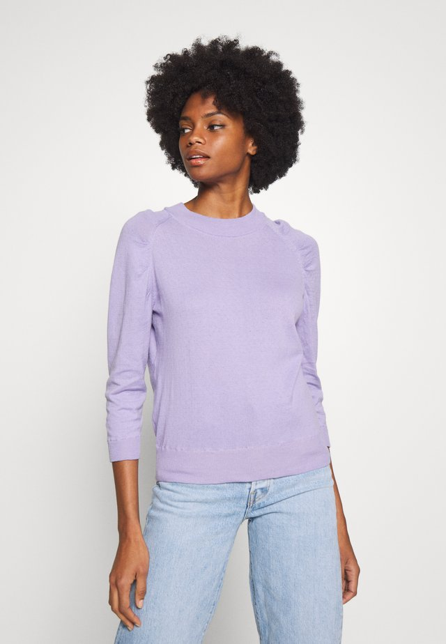 ORGANIC - Strickpullover - heirloom lilac