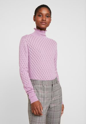 ORGANIC - Pullover - lavender herb