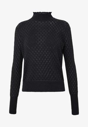 ORGANIC - Pullover - black