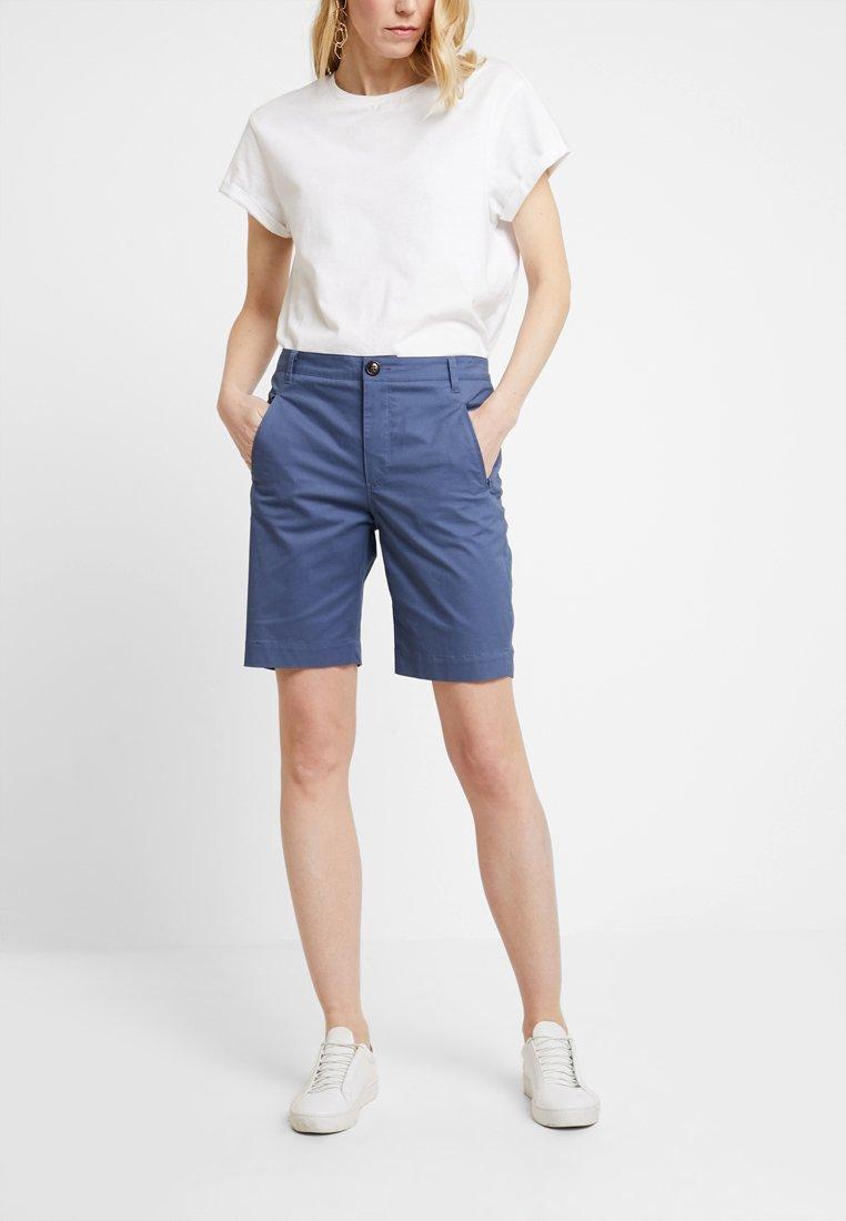 Noa Noa - CRISP  - Shorts - vintage indigo