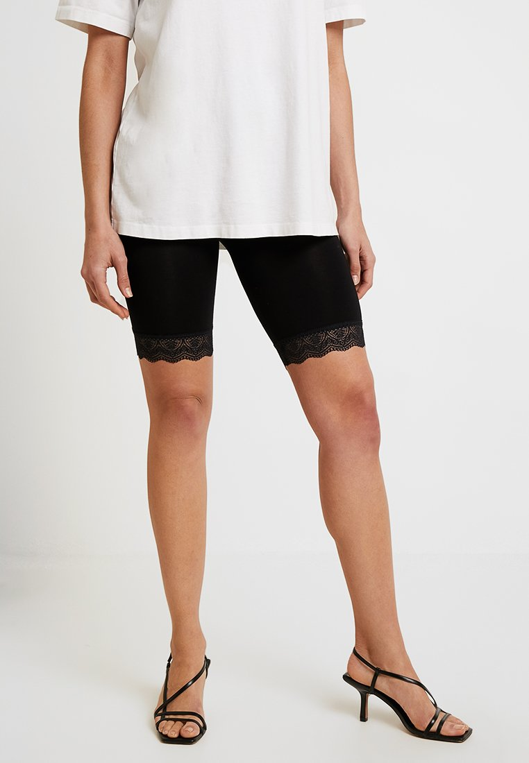 Noa Noa - BASIC - Shorts - black