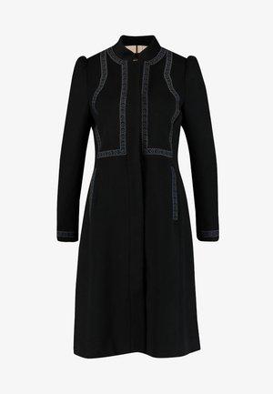 CLASSIC - Wollmantel/klassischer Mantel - black