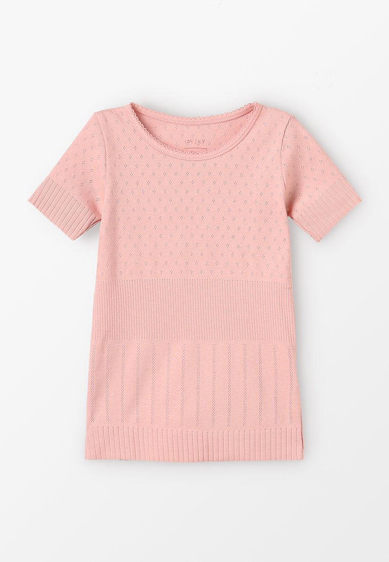 Noa Noa - MINI BASIC DORIA - Print T-shirt - rose tan