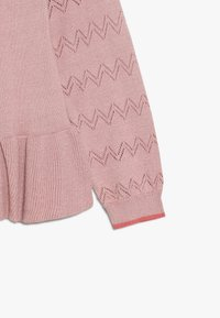 Noa Noa - MINI GLOBAL LONG SLEEVE - Kardigan - peach beige - 4