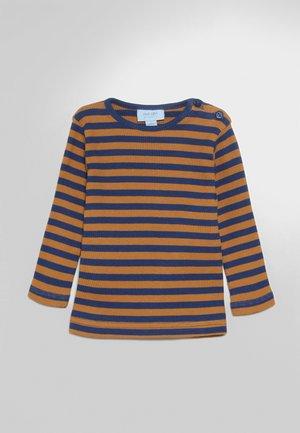 BOY BASIC - Maglietta a manica lunga - estate blue