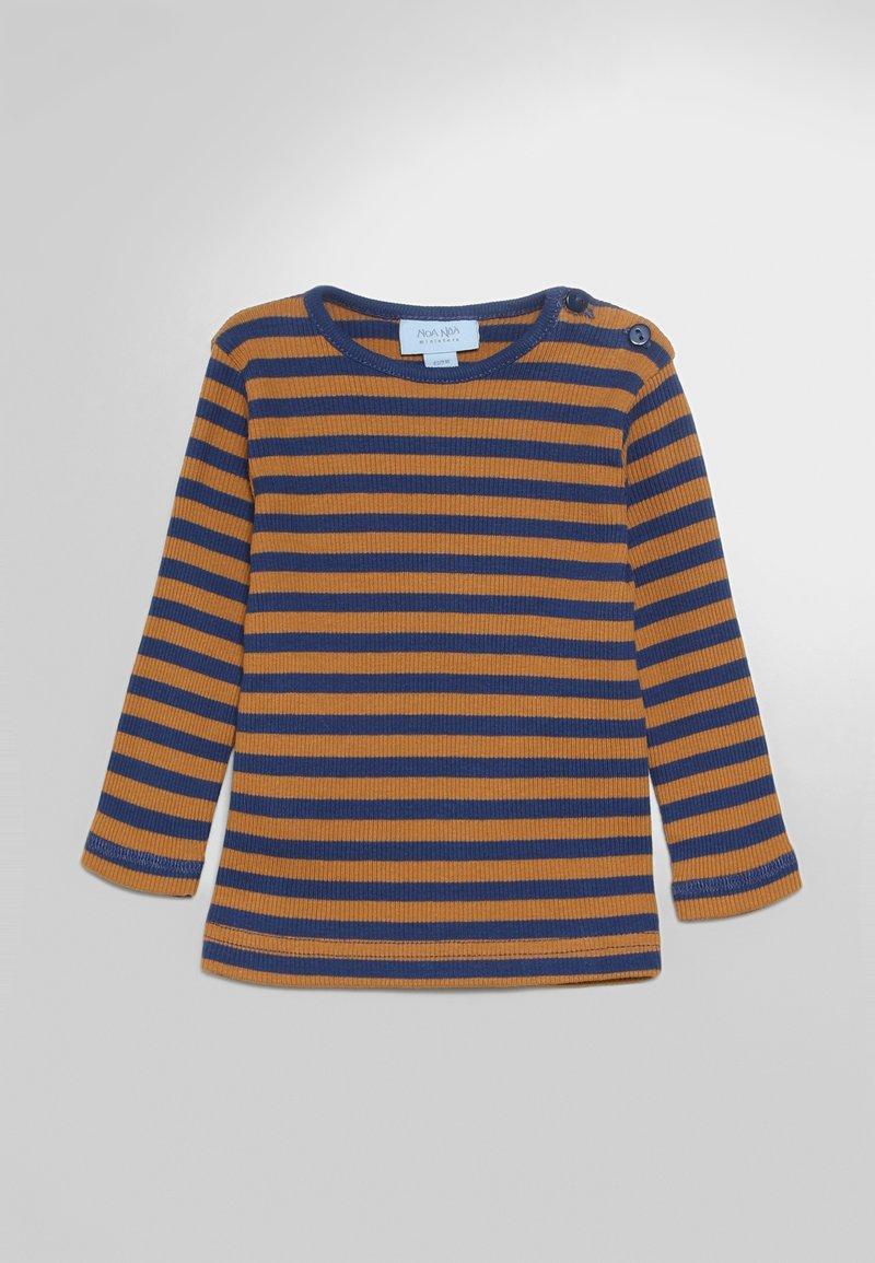 Noa Noa - BOY BASIC - Long sleeved top - estate blue