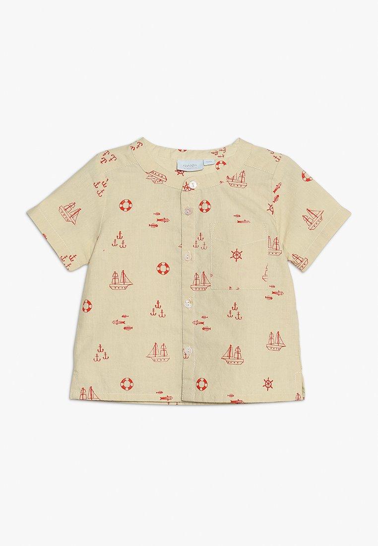 Noa Noa - BOY OCEAN BABY - Shirt - castle wall