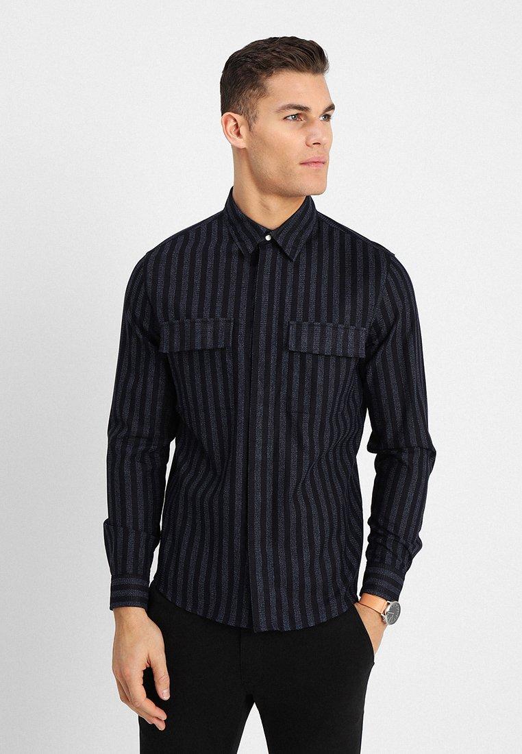 NN07 - ALVARO  - Shirt - blue