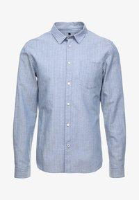NN07 - LEON - Overhemd - blue - 3