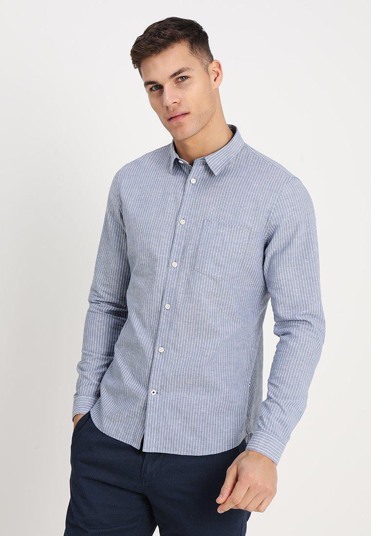 NN07 - LEON - Overhemd - blue