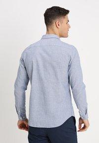 NN07 - LEON - Overhemd - blue - 2