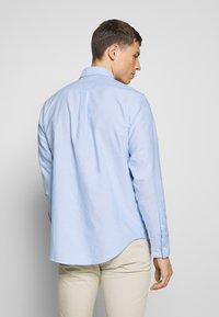 NN07 - LEVON  - Camisa -  light blue - 2