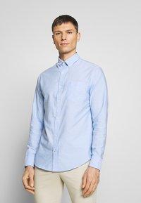NN07 - LEVON  - Camisa -  light blue - 0