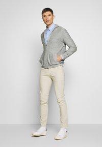 NN07 - LEVON  - Camisa -  light blue - 1
