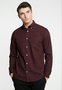 NN07 - LEVON - Camisa - oxblood red - 0