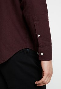 NN07 - LEVON - Camisa - oxblood red - 5