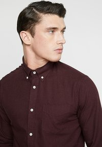 NN07 - LEVON - Camisa - oxblood red - 3
