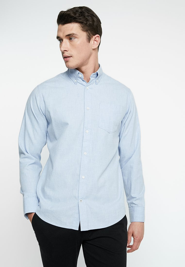 NN07 - LEVON - Camisa - light blue