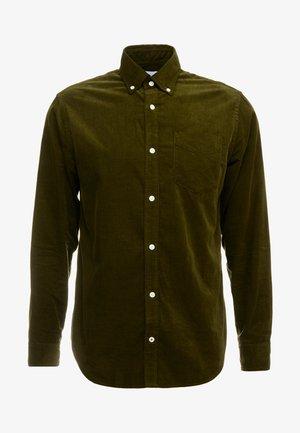 LEVON - Camisa - dark army