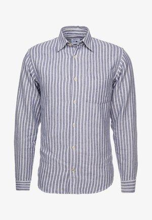 LEVON  - Skjorter - navy stripe