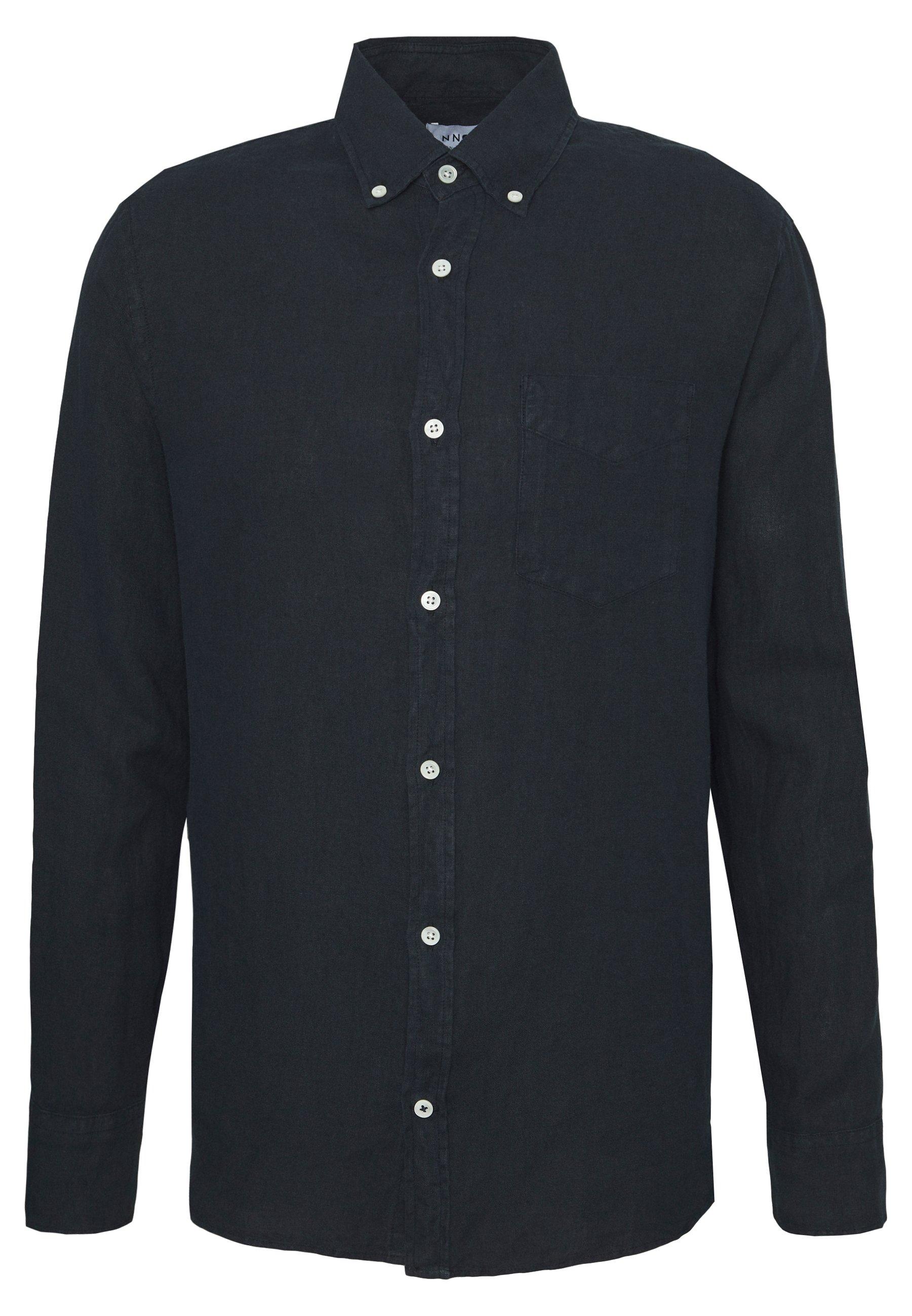Nn07 Levon - Hemd Blue Black Friday