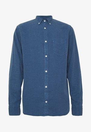 LEVON - Shirt - washed navy