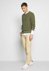 NN07 - JUSTIN  - Camisa - white - 1